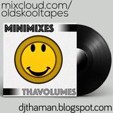 ThaMan - MiniMix 015 (Hard Beat)