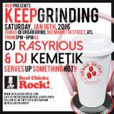 Urban Grind w DJ Kemetik