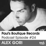 Paul's Boutique Records Podcast #24 Alex Gori