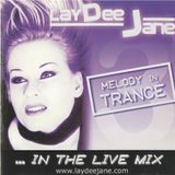IN THE LIVE MIX - Melody in Trance - 2003