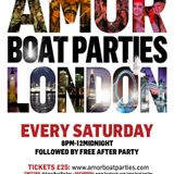 Amor Boat Parties June 2017 mix by VanRock