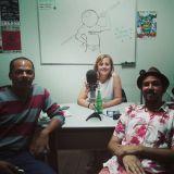Entrevista com Juvenil Silva e Graxa com Sabrina Kwaszko