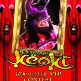 SUPERSTAR DJ KEOKI LIVE       DEVILS NIGHT           ROCHESTER NY          OCTOBER 30,2015