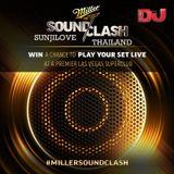 Electro Remix Set 2015 - SUNJILOVE - Thailand - Miller SoundClash