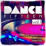 Dance Fifteen Vol 1 mixed and selected by Peter Flow