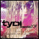 tyDi - Global Soundsystem 2012 California (Full Continuous DJ Mix)