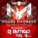 House Madness_Live Set @  RESET Night Club