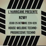 N2MY @ Hurricane's Pub - 25/10/18 - Tours