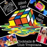 Double Entendre Do The 80's (DJ Set @ Voodoo Cafe, Darlington, Friday 22nd December 2017)