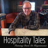 Hospitality  Tales: Featuring Davin De Kergommeaux
