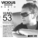 Humo 53 on Vicious Radio 27/10/2014