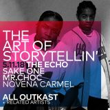 SAKE ONE'S 'The Art Of Storytellin' Live Mix(Partial)