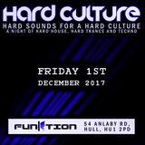 Jake Martin Live @ Hard Culture - December 2017