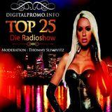 Top 25 DigitalPromo.info Charts (Dezember 2014)