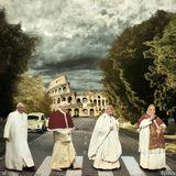 il Luogo Comune - Quarto compleanno con 4 papi