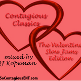 DJ Kopeman (@SoContagiousENT) - Valentines Day Slow Jams Mix 2016