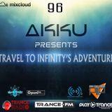 TRAVEL TO INFINITY'S ADVENTURE Episode #96