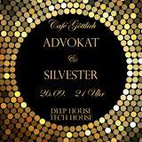 Advokat&Silvester G.  Cafe Göttlich 26.09.2013 Bonn-City Corvus B-Day