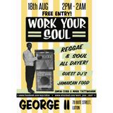 Work Your Soul-  All Dayer!