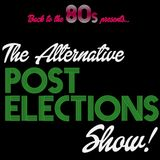 Back To The 80s POST-ELECTIONS SPECIAL! - 21st March 2014