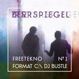 zerrspiegel 2/2018 – Freetek #1 mit Format C:\ und DJ Bustle