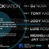Tony Kasper - Black Nation Records Week on www.CoCo.Fm (02.05.2013)