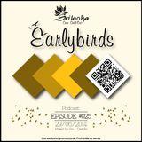 EarlyBirds Capitule 25 @ Raul Castillo (Srilanka Budha)