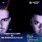 Diskov3r & Superactive - LIVE @ Ultra Europe 2017 Opening Set