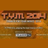 Troy Cobley - End of Year Mix 2014 @ Trance.fm
