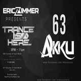 Eric Zimmer Pres. Trance Is Here 63 (AKKU)