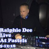 Ralphie Dee LIVE At PASTELS Staten Island - New York - MAY 12th 2018 -