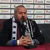 Matteoni: Non toccate Pavanel, domenica giro di campo coi tifosi, voglio lo stadio pieno