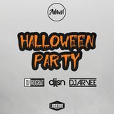 HALLOWEEN PARTY PROMO