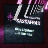 Gino Lightner @ Sassafras 9 March 2019