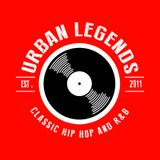 Urban Legends Classic Hip Hop, New Jack Swing and R&B In The Mix 17-07-16