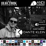 Electrik Playground 18/2/17 inc Dante Klein Guest Session