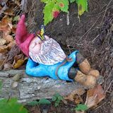 sleeping gnomes by hans blieb and martijn zwartjes