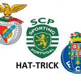 """Hat-trick - 3ª edição (Hinos """"cantados"""")"""