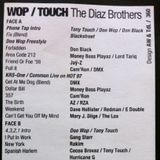 Doo Wop & Tony Touch - The Diaz Brothers - Face A