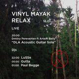 Gutta - RELAX @VinylMayak vss1601
