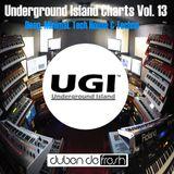 Underground Island Charts Vol. 013 (Deep, Minimal, Tech House & Techno Edition) - July 2015