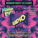 Midnight Riot  Radio Feat Yam Who? and Dim Zach 11/12/2017