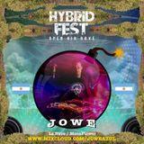 DJ Jowe Eclipset Live@Hybrid Fest, Concepcion, Chile, 27/02/17