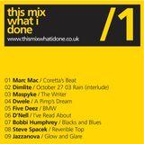 01 Mix #1 @ www.thismixwhatidone.com