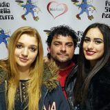 ALBERTONE e IL CAPODANNO con MASCIA e MATILDE a Radio Stella Azzurra.