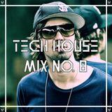Carlos Stylez - Tech House Mix No. 8