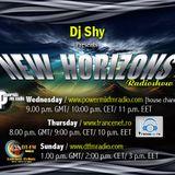 DJ Shy Presents New Horizons 029