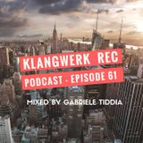 Gabriele Tiddia Dj-Set for Klangwerk Radio Show