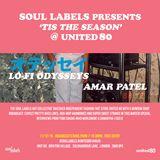 SOUL LABELS PRESENTS TIS THE SEASON @ UNITED 80 11/12/15