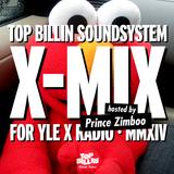 Top Billin Soundsystem - X-mix (2014)